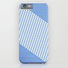 Ovrlap Blue iPhone 6s Slim Case
