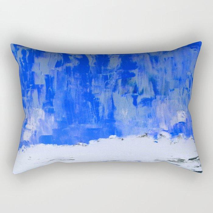 Snow Dreams Rectangular Pillow