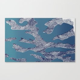 Change In The Weather Canvas Print