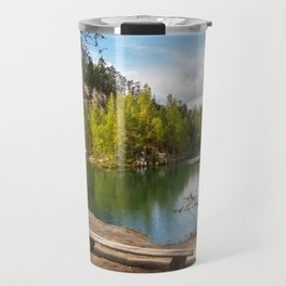 Adršpach-Teplice Rocks Travel Mug