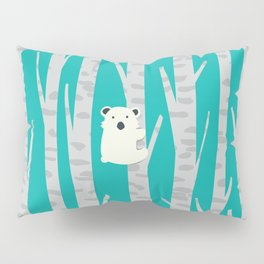 Lonesome Koala Pillow Sham