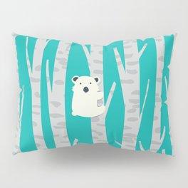 Lonesome Koala Pillow Sham