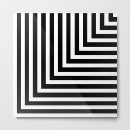 Corners Metal Print