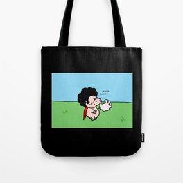 Munch munch Tote Bag
