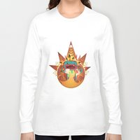 fifth element Long Sleeve T-shirts featuring Element by Miki  Company