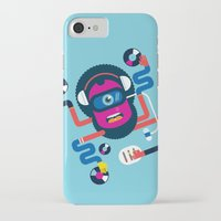dj iPhone & iPod Cases featuring DJ by Katboy 7