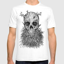The Lumbermancer (Grey) T-shirt