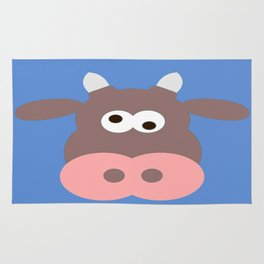 Mad Cow Rug