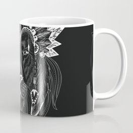 Indian Lion Coffee Mug