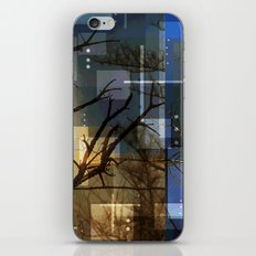 Posterize Dead Trees iPhone & iPod Skin