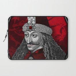 Vlad Dracula Gothic Laptop Sleeve