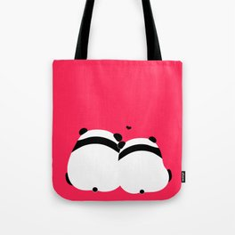 Love is Simple Tote Bag