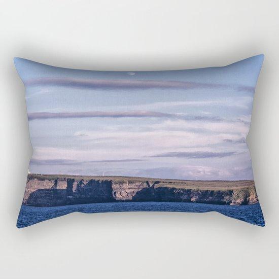 Duncansby Head Scotland Rectangular Pillow