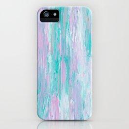 Toque femenino iPhone Case