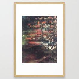 [02.18.17] Cristal de Feu Framed Art Print