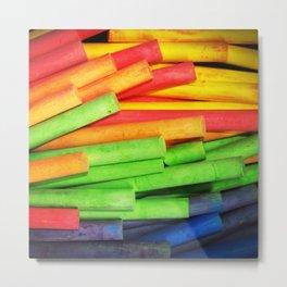 Bright sticks Metal Print