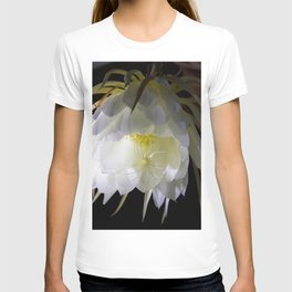 Night Blooming Cereus T-shirt