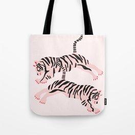 fierce females Tote Bag