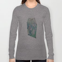 BIRTHSTONES - MARCH / AQUAMARINE Long Sleeve T-shirt