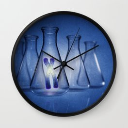 Genetics Wall Clock