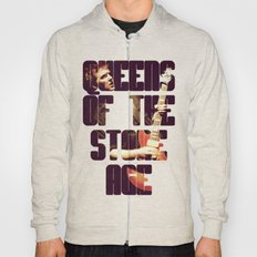 Queens Of The Stone Age QOTSA Font Josh Homme Guitar Hoody