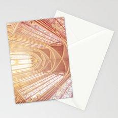 Saint Chapelle Paris Stationery Cards