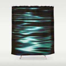Light flow Shower Curtain
