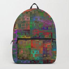 Geometrical Pattern 3 Backpack