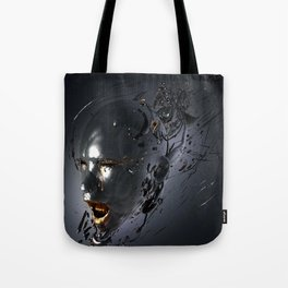 Inhale Tote Bag
