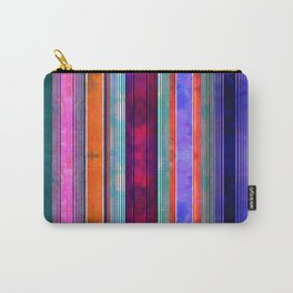 Serape Stripe Mexicali Carry-All Pouch