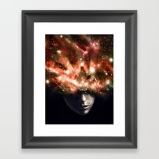 Everything I See Framed Art Print
