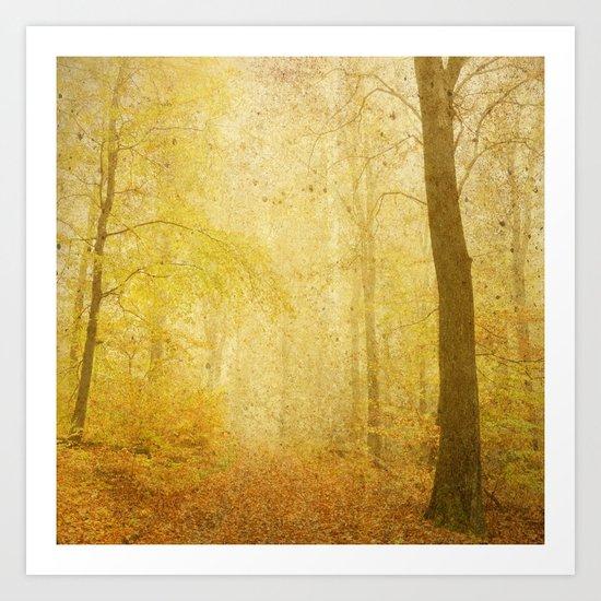 November II Art Print