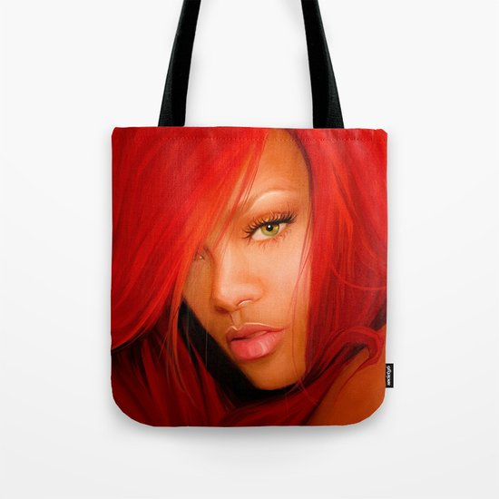 THEM SOFT LIPS Tote Bag