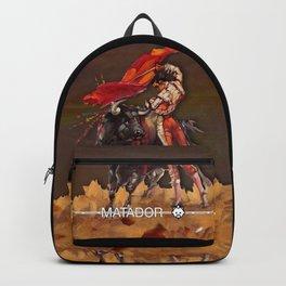 Matador One by John Logan Backpack