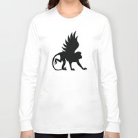 oz Long Sleeve T-shirts featuring Oz by FilmsQuiz