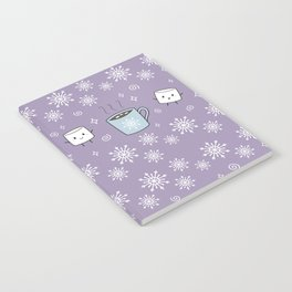 Winter Treat Notebook