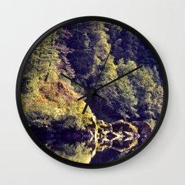 JSstatePark1b Wall Clock