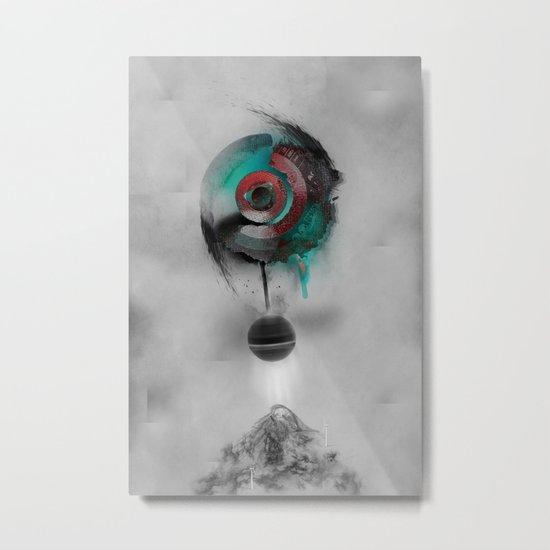 2043 Metal Print