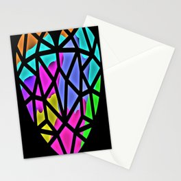 The Color of the Heart Stationery Cards