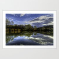Perfection of Nature Art Print