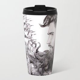 Sailor's Beard Travel Mug