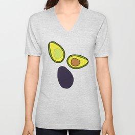 Avocados Unisex V-Neck