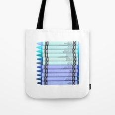 Color me BLUE Tote Bag