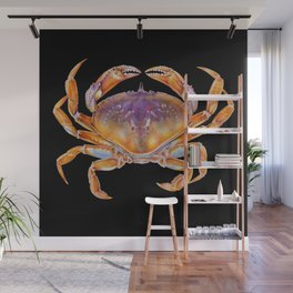Dungeness crab Wall Mural