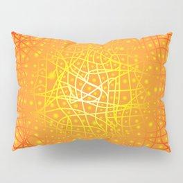 Heat Background Pillow Sham
