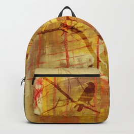 Early morning Birdsong Backpack