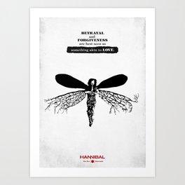 Hannibal - Secondo Art Print