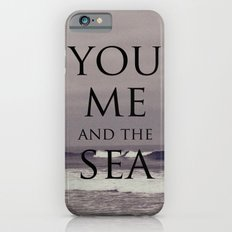 You, Me, and the Sea iPhone 6s Slim Case