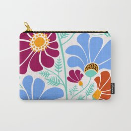 Wildflowers III Carry-All Pouch