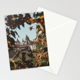 Rome Through the Trees Stationery Cards